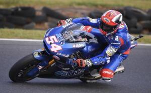 Moto2: Australia, la pole a Pasini,