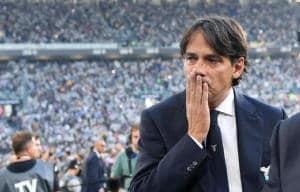 Inzaghi,Lazio attenta contro il Cagliari