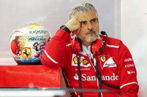 F1: Arrivabene, non inferiori a Mercedes