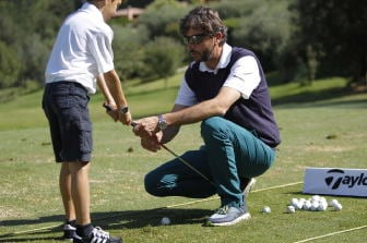 Golf:Road to Rome 2022 a Monza in piazza