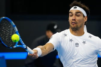 Atp Stoccolma: Fognini ai quarti