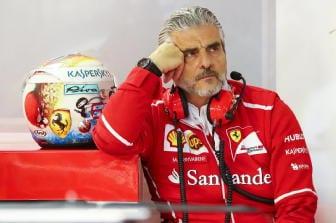 F1:Arrivabene 'andata così,non molliamo'