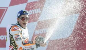 MotoGp: test Valencia,Marquez più veloce