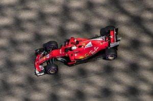 Vettel,mentalità è già proiettata a 2018