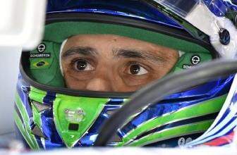 """Massa lascia F1, """"continuate a seguirmi"""""""