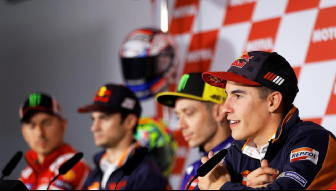MotoGp: Marquez, obiettivo finire gara