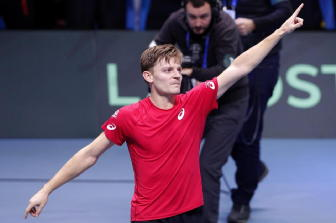 Tennis: finale Davis, Francia-Belgio 0-1