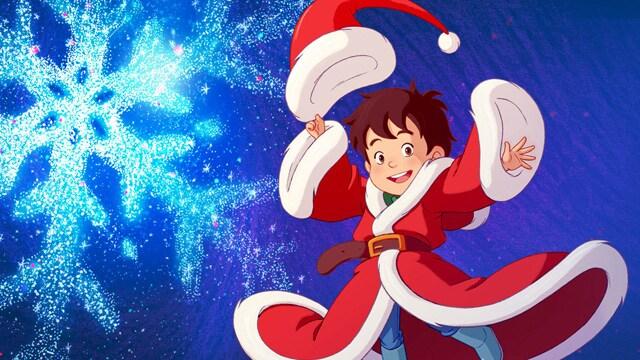 L Apprendista Di Babbo Natale.Rai Gulp Programma L Apprendista Babbo Natale Sulle Ali Del Natale