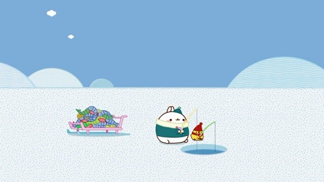 Rai Yoyo Molang - S1E45 - Il cucciolo di foca