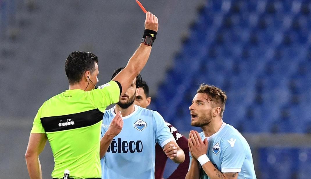 Tifosi della lazio citano giacomelli di bello calcio - Classe immobile ...
