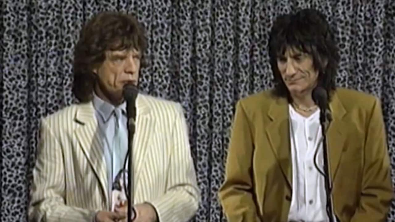 Rai 5 The Rolling Stones - Just for The Record - E4