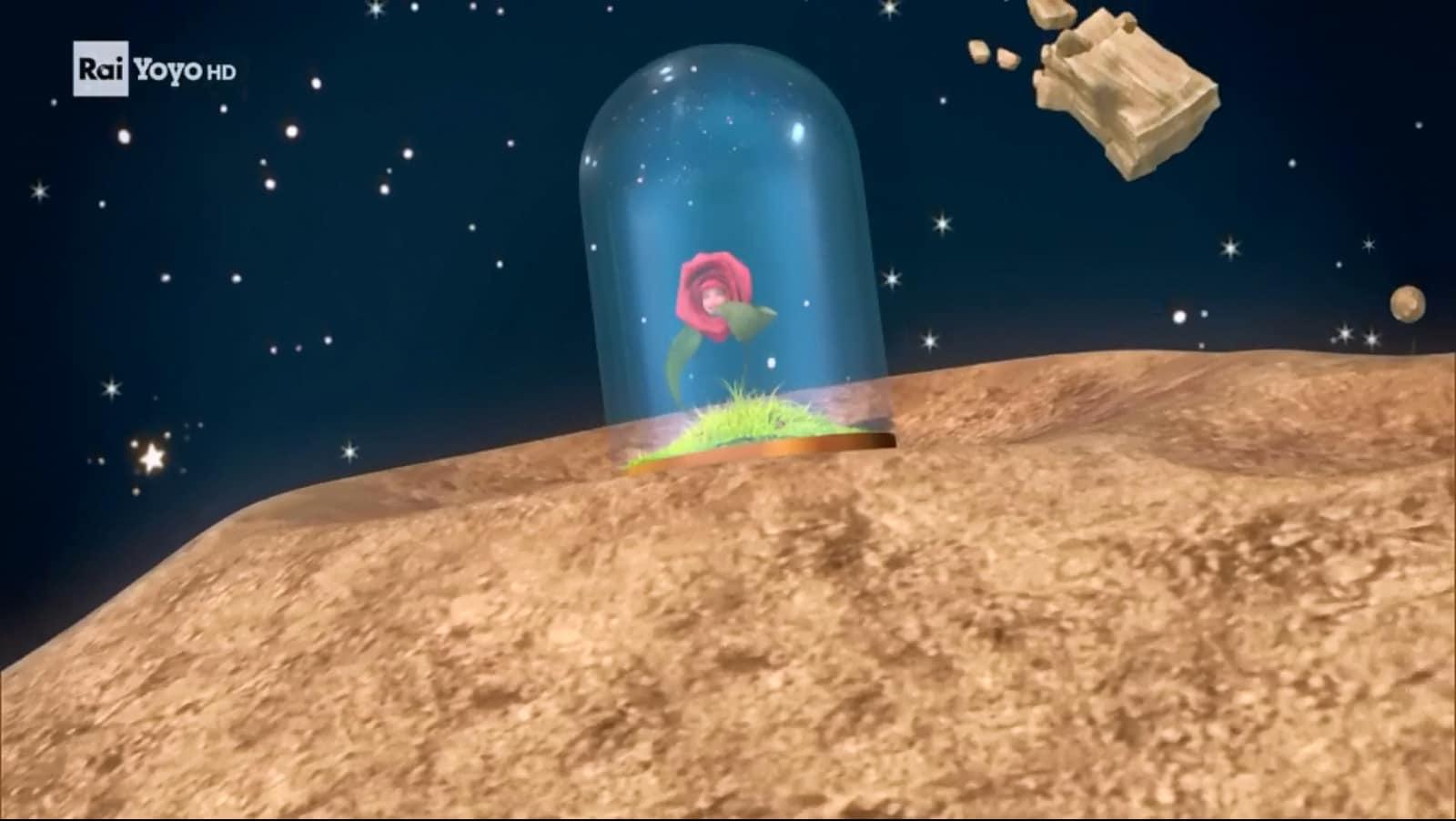 Rai Yoyo Il piccolo principe - S3E4 - C669 > B901 Il pianeta di Tabarrino - Parte 1