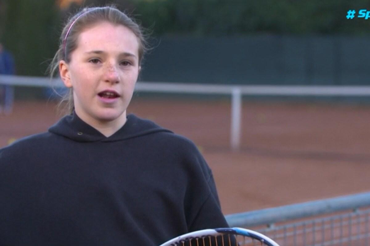 Rai Gulp Sport Stories - S1E7 - Giulia Santopadre, tennis