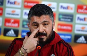 """Gattuso: """"Al Milan sto vivendo un sogno"""""""