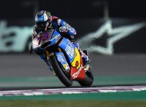 Moto 2: Qatar, pole ad Alex Marquez