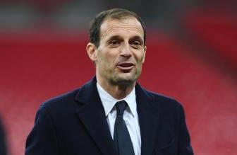 Allegri 'vincere, Juve non ha scelta'