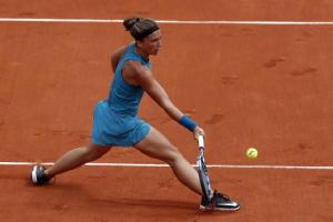 Tennis: Parigi, Sara Errani subito fuori