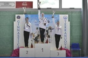 Baldassarri nuova campionessa italiana