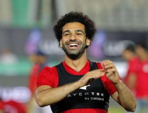 """Riecco Salah, """"è pronto per giocare"""""""