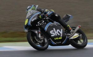Moto3, Catalogna, Martin domina libere