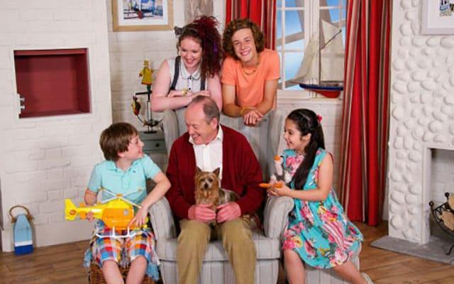 Rai yoyo nonno nel taschino