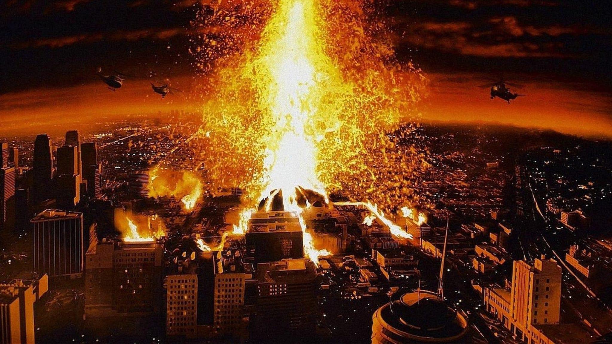 Rai Movie Vulcano - Los Angeles 1997