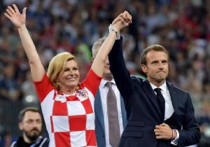 Presidente croata, 'combattuto da leoni'
