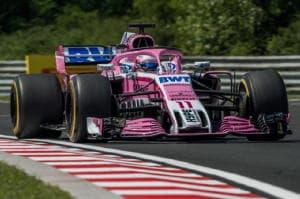 F1: Force India sotto amministrazione