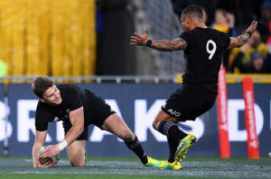 Rugby Championship, bene gli All Blacks