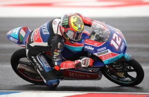 Gp Austria: Bezzecchi vince in Moto3