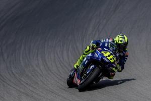 MotoGp: Rep.Ceca, a Rossi le 3/e libere