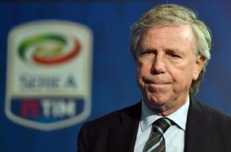 Preziosi ringrazia Lega Serie A