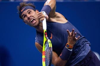 Tennis: Us Open, Nadal travolge Pospisil