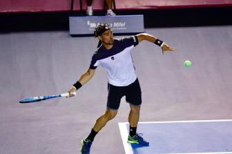 Tennis: Los Cabos, Fognini in finale