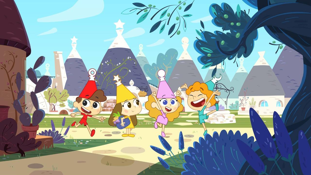 Venerdìvintage u ragazzi dei cartoni animati che ci hanno fatto
