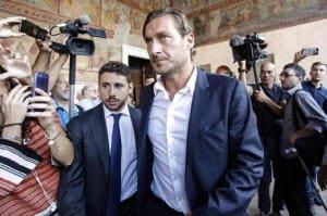 Totti:A Madrid spirito giusto,Roma forte