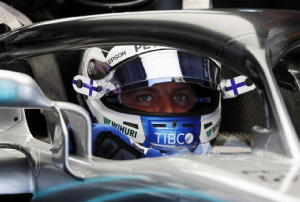 F1: pole Bottas davanti ad Hamilton