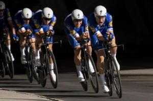 Mondiali ciclismo: crono alla Quick Step