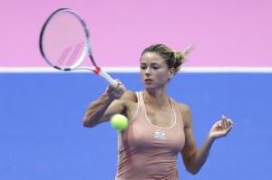 Tennis: Giorgi subito eliminata in Cina