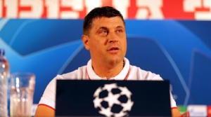 Champions:Milojevic, rispetto per Napoli