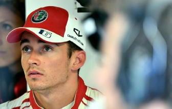 Lapo Elkann tifa Leclerc in Ferrari