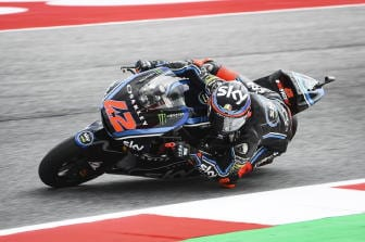 Bagnaia vince in Moto2