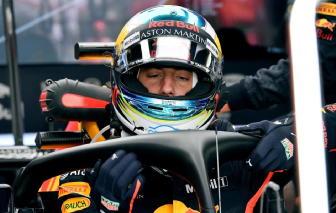 F1: libere Singapore, Ricciardo