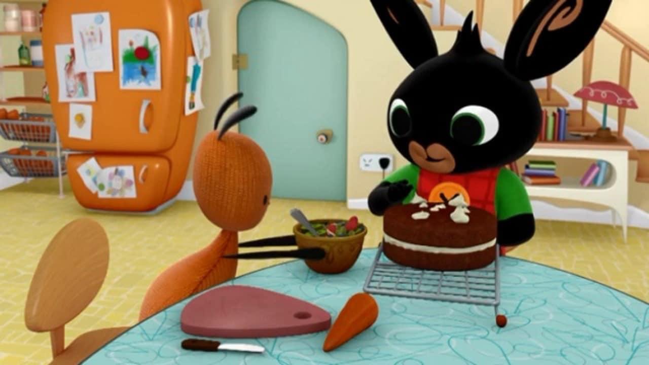 Rai Yoyo Bing - S1E70 - La torta