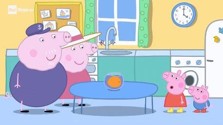 Rai Yoyo Peppa Pig - S6E13 - Fine delle vacanze