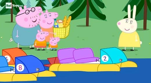 Rai Yoyo Peppa Pig - S6E17 - Gita in barca