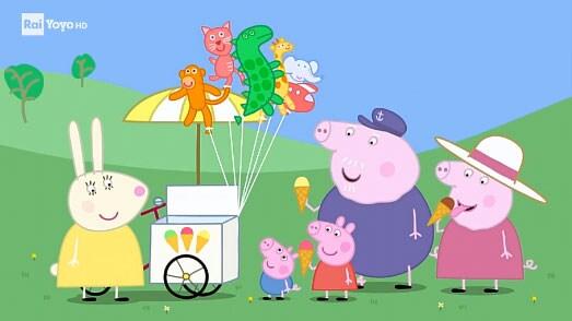 Rai Yoyo Peppa Pig - S6E20 - Il palloncino di George