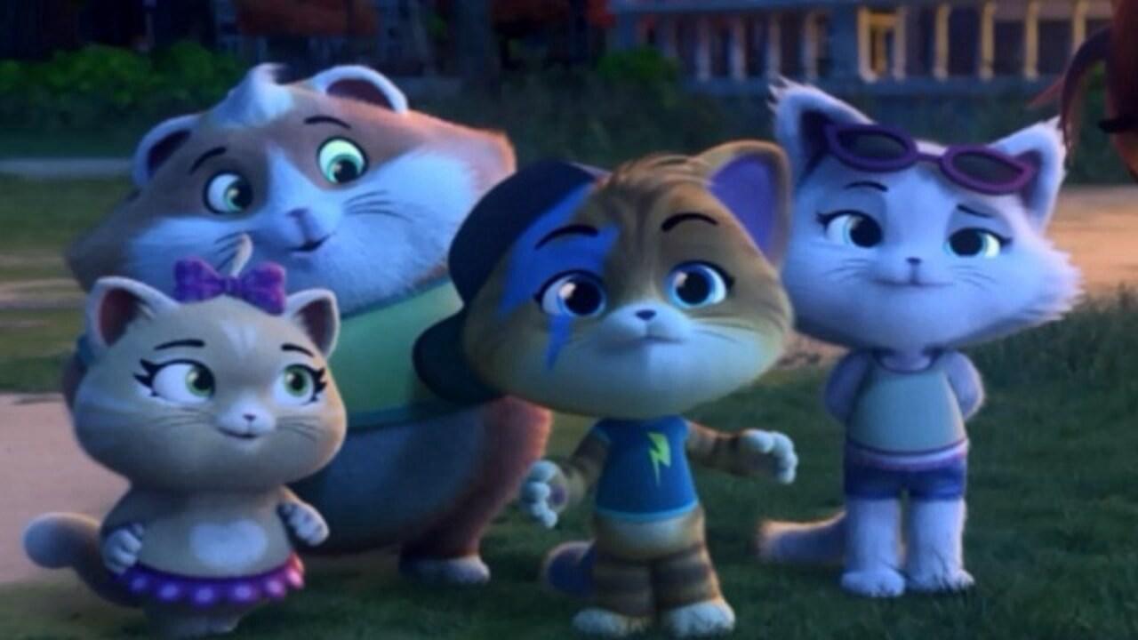 Rai Yoyo 44 gatti - S1E1 - Buffycats in missione