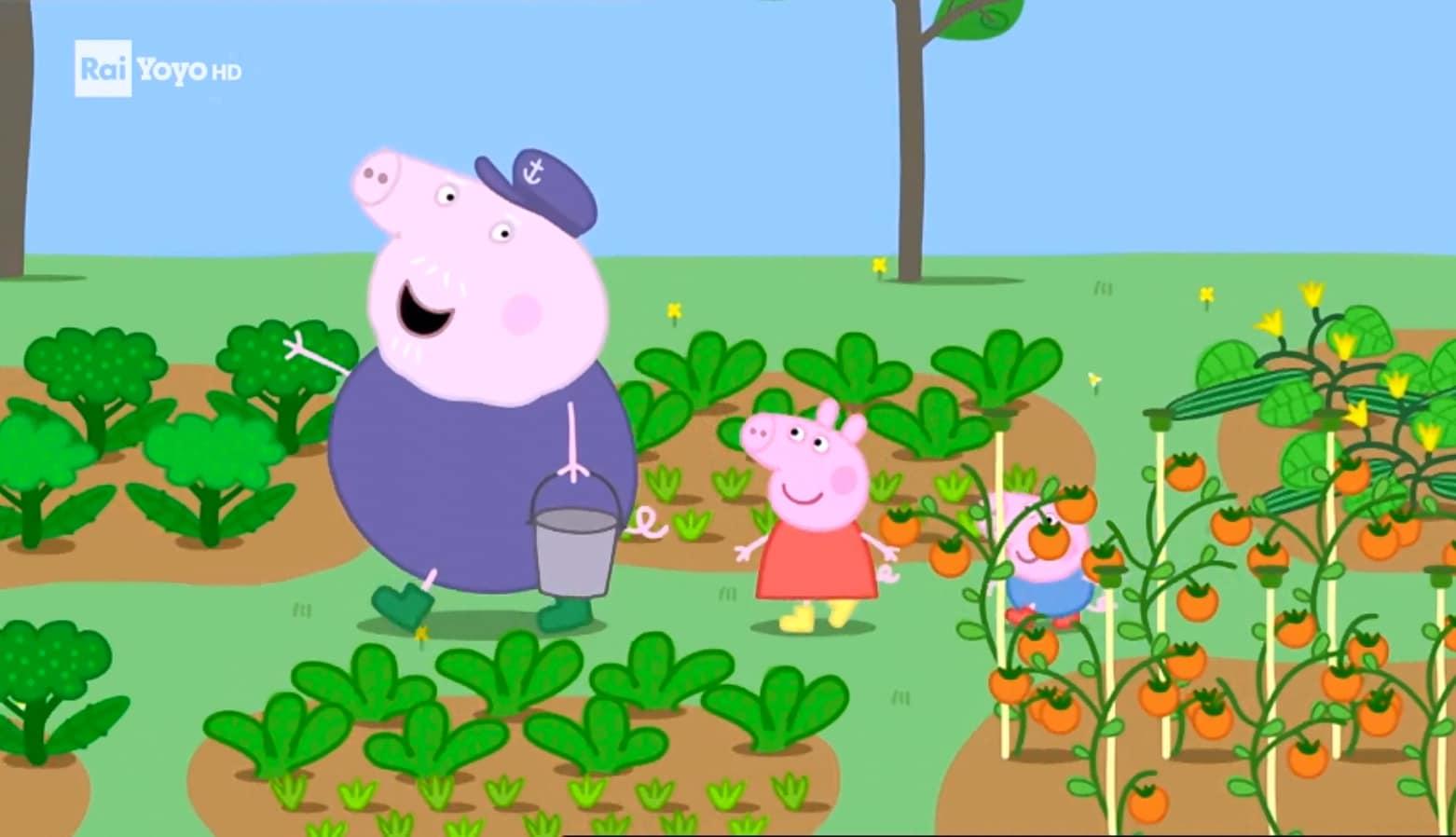 Rai Yoyo Peppa Pig - S5E24 - Il pozzo dei desideri