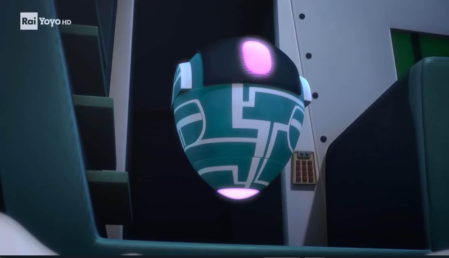 Rai Yoyo PJ Masks - S2E3 - Pj robot